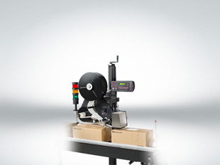 Videojet Labeljet 210 automata címkefelrakó