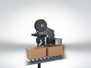 Videojet P3400 automata címkenyomtató és felrakó