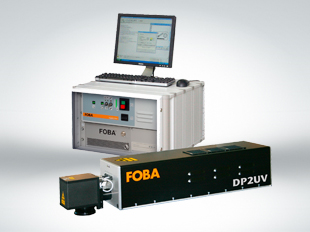 FOBA DP2UV lézer
