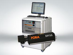 FOBA DP50 lézer