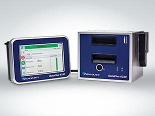 Videojet DataFlex<sup>®</sup> 6530 & 6330 termotranszferes fólia felülnyomtatók