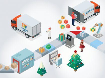 Cipősdoboz karácsonyi ajándék a rászoruló gyermekeknek