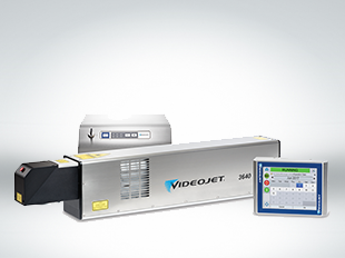 Videojet® 3640 CO2 Laser Marking Machine