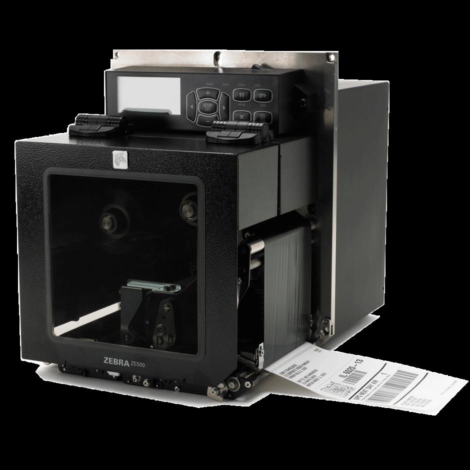 ZEBRA ZE500 – beépíthető címkenyomtató