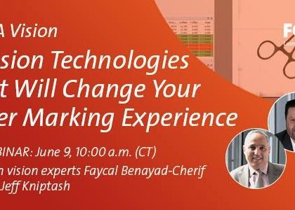 Beszélgetés szakértőkkel: 3 vizuális technológia, amely megváltoztatja a lézerjelölés élményét